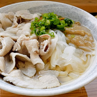 味噌豚かけ(合田うどん )