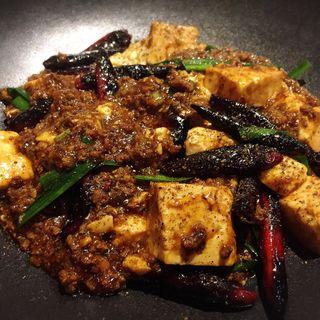 四川麻婆豆腐(凛丹 一碗居)