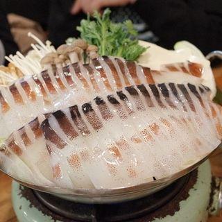 イカ鍋(ときわ )