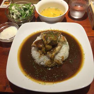 名物黒ビール豚カレー(ピッグテイル (Pig Tail))