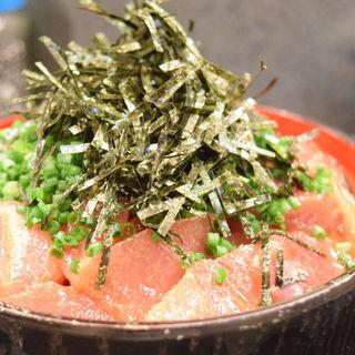 天然ぶり丼(魚料理 のじま (さかなりょうりのじま))