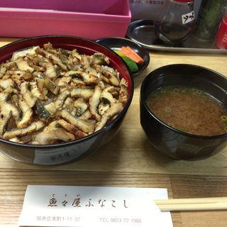 穴子飯(魚々屋ふなこし)