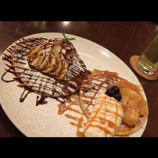 チョコバナナ×リンゴのキャラメリゼ(ネクスヤンク (NexYank))