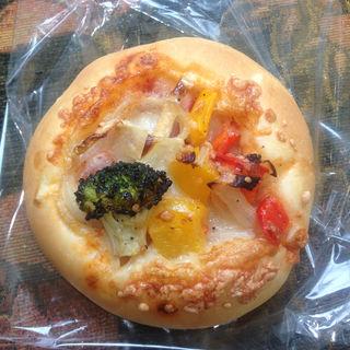 季節の野菜のピザ(メグロガワ ロータス (MEGUROGAWA LOTUS))