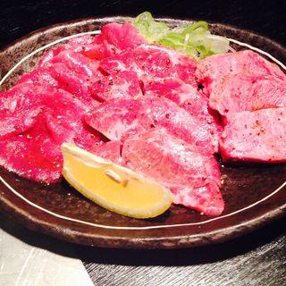 厚切り牛タン(焼肉や 大善 )