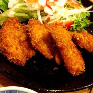 豚のヒレカツ(餃子 たかすみ (ギョウザタカスミ))