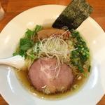 中華そば(麺道我飯 (メンドウワガマンマ))