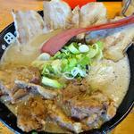 マキシマム ザ チャーシュー麺