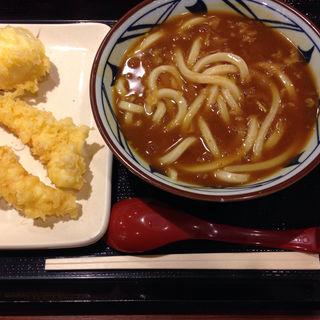 カレーうどん(丸亀製麺 光店 )