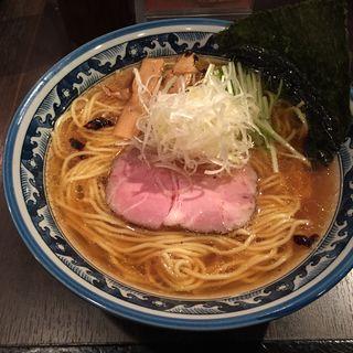 豊魚鶏だし醤油ラーメン(さとう 桜新町店 )