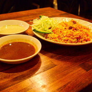 ビリヤニスペシャル(レストラン 786 アリババ (Restaurant 786 ALIBABA))