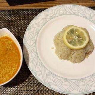 チキンフライドライス(オスアシリ アーユルヴェーダ ダイニング サロン (OSUASIRI AYURVEDA DINING SALON))