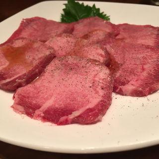 タン塩(びーふてい )