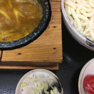 カレーつけ汁うどん(大門うどん )