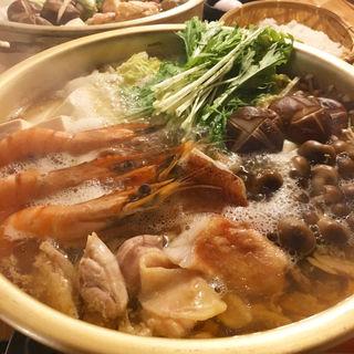 海鮮鍋(京都酒場赤まる )