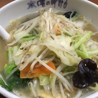 五目ラーメン(味の時計台 釧路木場店 )
