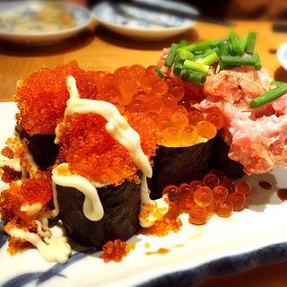 のっけ寿司(ここら屋 中目黒店 )
