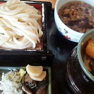 肉汁定食 かぼちゃの煮物(小島屋 )