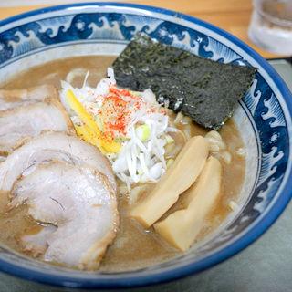 チャーシューそば(麺屋 六根)
