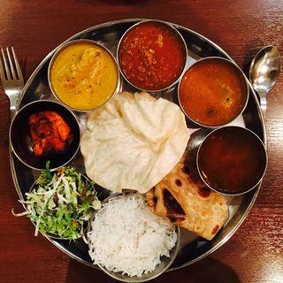 ランチミールス(南インド料理ダクシン 八重洲店 )