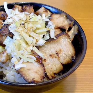 肉めし(裏きせき 国分寺本店)