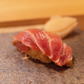 大トロ(大間)(鮨猪股)