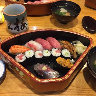 上にぎり(都寿司)