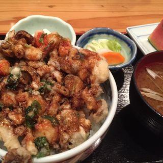 日替わり丼(八丈島 ゆうき丸)