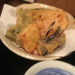 野菜盛り(讃岐うどん 蔵之介 (くらのすけ))