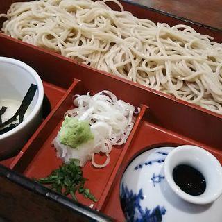 箱そば(習志野庵 )