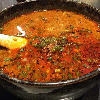 四川ゴマ味噌坦々麺(四季ボウ坊 (シキボウホウ))