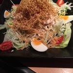 特製サラダ「ゴマだれ」