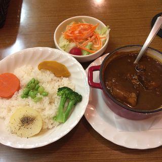 特製鉄鍋カレーセット(クリスティ )