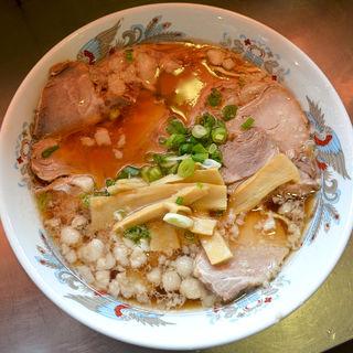 叉焼麺(萬来軒 (バンライケン))