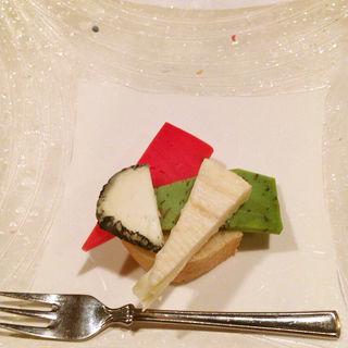 チーズの盛り合わせ(JOY味村 (ジョイミムラ))