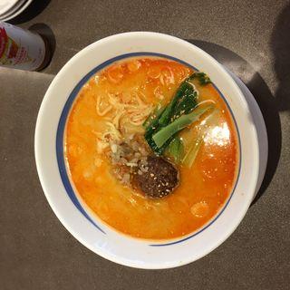 担々麺(さんぽう亭 白根店 )