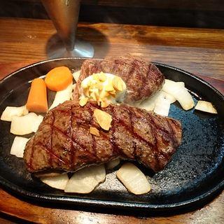 ヒレ ステーキ 200g(立ち食いステーキ GABURI ガブリ)