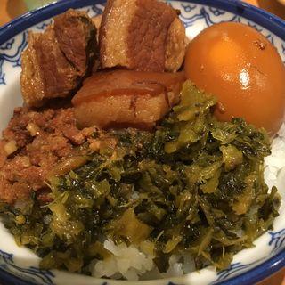 魯肉飯(口福館 (コウフクカン))