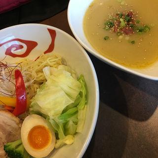 濃厚鶏白湯つけ麺(維風堂々)