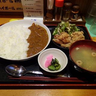 激辛チキンカレー(ぢどり亭 秋葉原佐久間町店 )