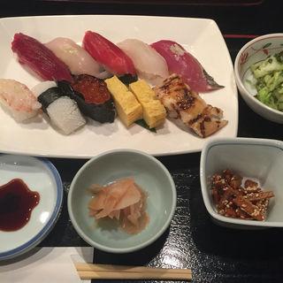 ランチ(六本木 福鮨 (ふくずし))