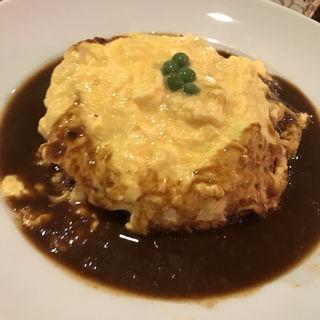 オムライス(JH Cafe)