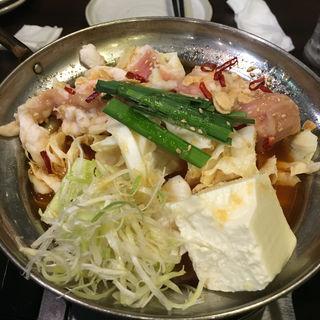 牛もつ鍋(ごちそう村 播磨店 )