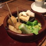 北海道産ラクレットチーズの石焼き(プロント 有楽町店 (PRONTO))