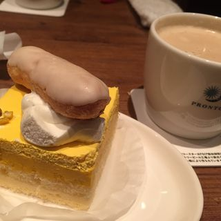 かぼちゃのムースケーキ(プロント 有楽町店 (PRONTO))