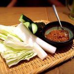 おかわり野菜(二人前)