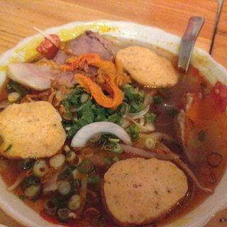 バインカンクア(蟹団子のもちもちタピオカ麺)(ベトナム酒場 ビアホイ )