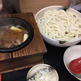 人気No1!鴨南つけ汁うどん(大門うどん )