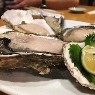 真牡蠣(築地虎杖 魚河岸千両 (うおがしせんりょう))