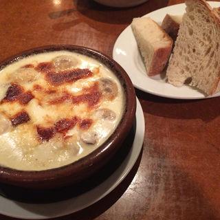 きのことニョッキのチーズクリームグラタン(リックス (Rick's))